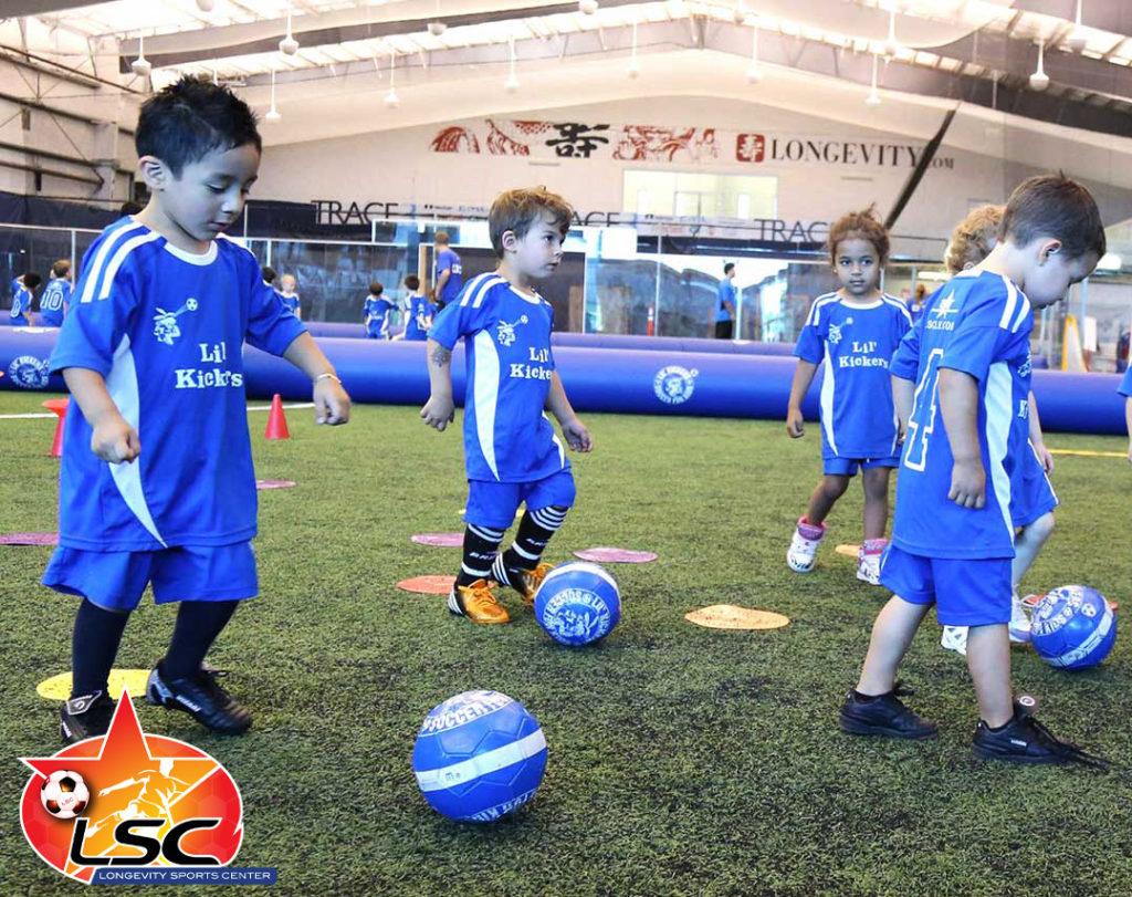 Longevity Sports Center - Indoor Soccer