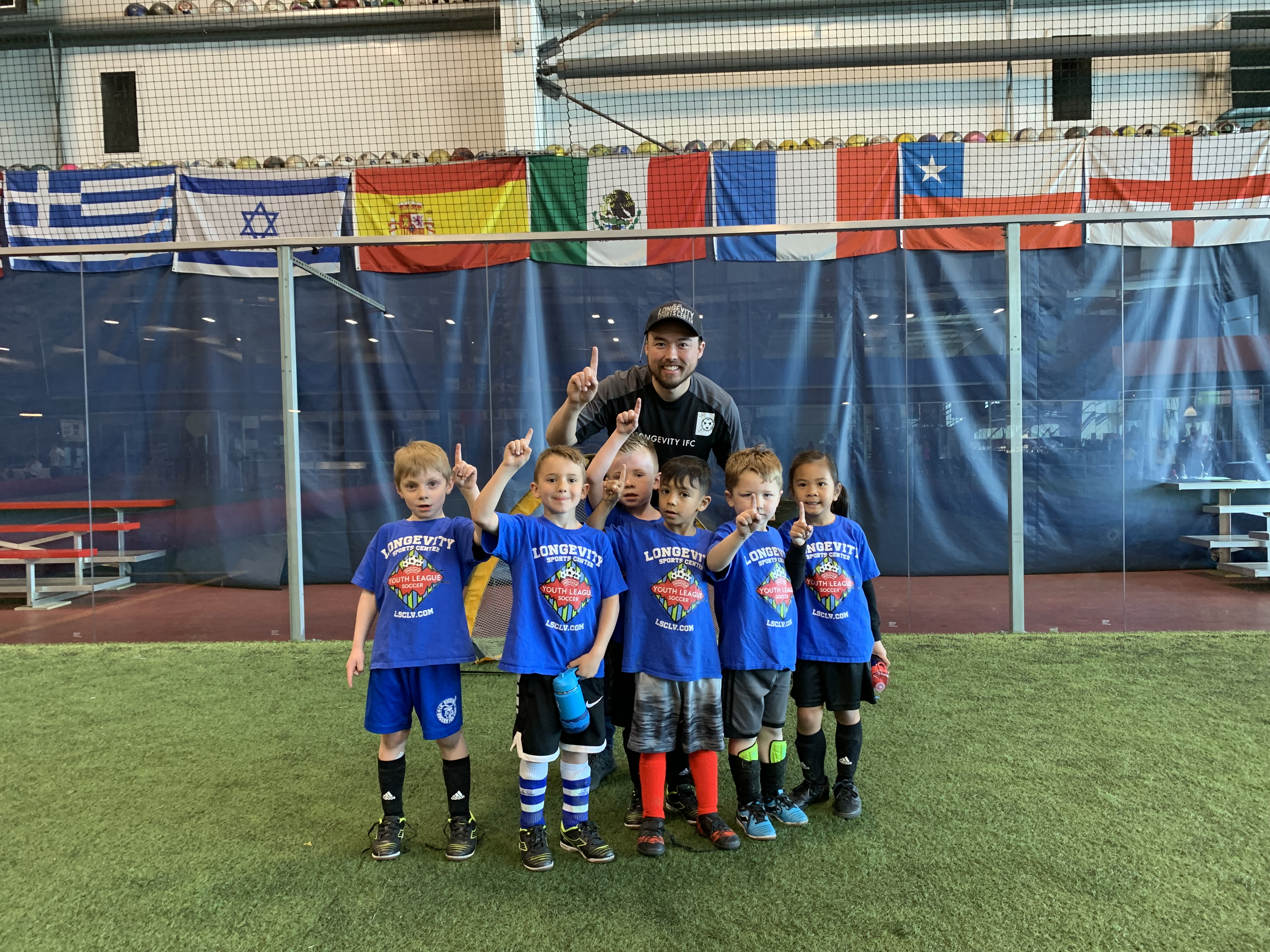 Youth Leagues Camps Longevity Sports Center Indoor Soccer